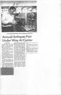 Business: Antiques