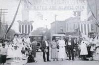 World War I Parade
