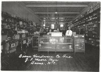Boone Hardware Interior
