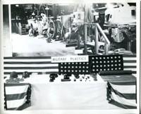 Display of Military Plastics