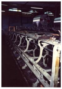Overhauling Machine Frame