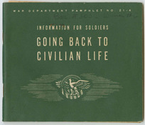 Information for Soldiers: Going Back to Civilian Life